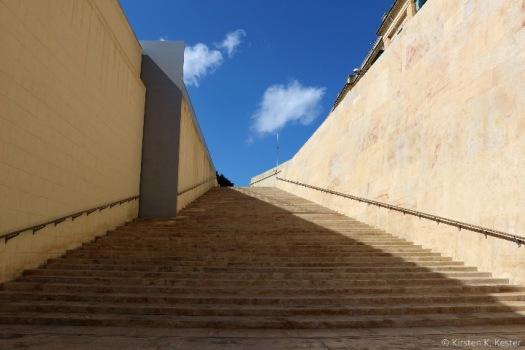 Den ydmygeste by Valletta @ Kirsten K Kester   MitLivsRejser.com