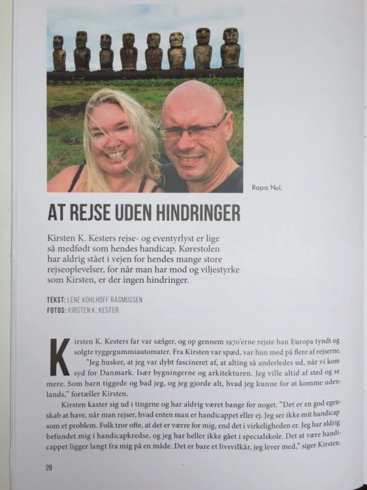 20 års jubilæum v. De Berejstes Klub @ Kirsten K Kester | MitLivsRejser.com