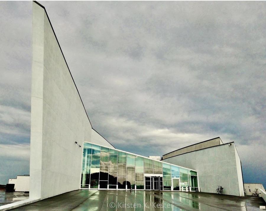 Arkitektur @ Kirsten K Kester | MitLivsRejser.com