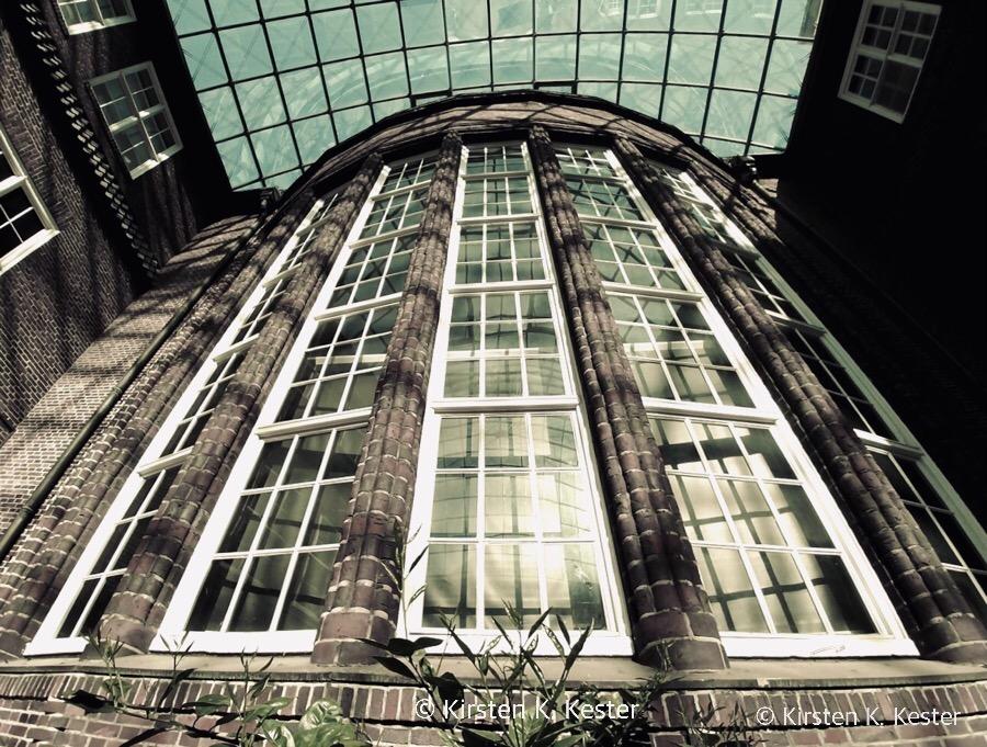 Arkitektur, Hamburg, Tyskland @ Kirsten K Kester | MitLivsRejser.com